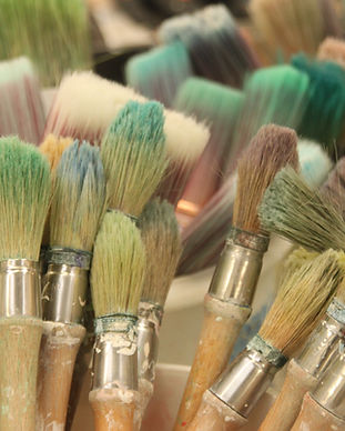 brosses à peindre