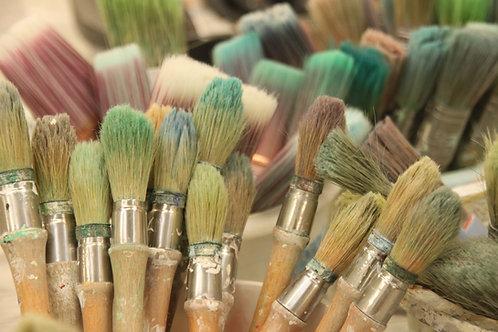 Starter Set of 3 Watercolour brushes