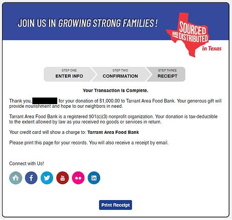 Tarrant County Food Bank Donation.png