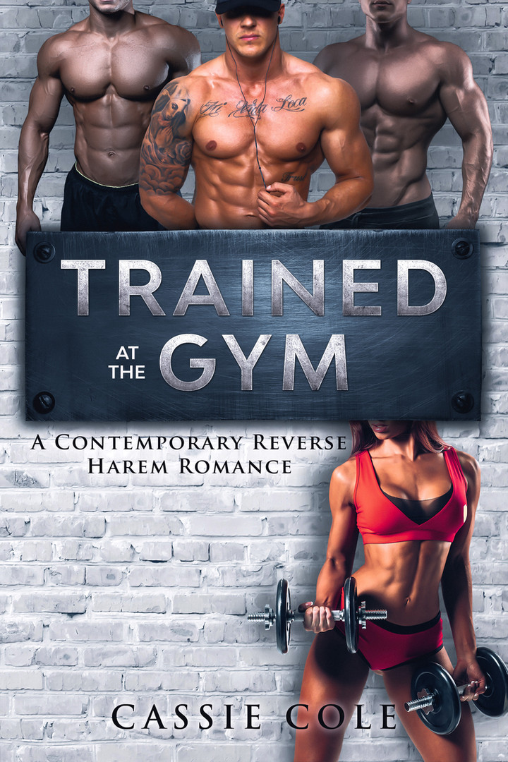 Trained at the Gym Cover.jpg