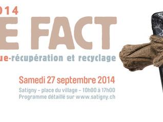 Arte Fact Satigny 2014