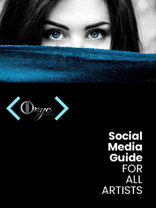 Onyc Social Media Guide For All Artists