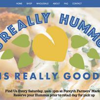 Isreally Hummus Homepage