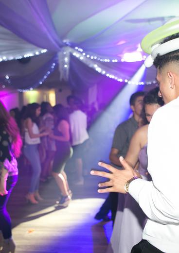 A Fun LED Dance Floor