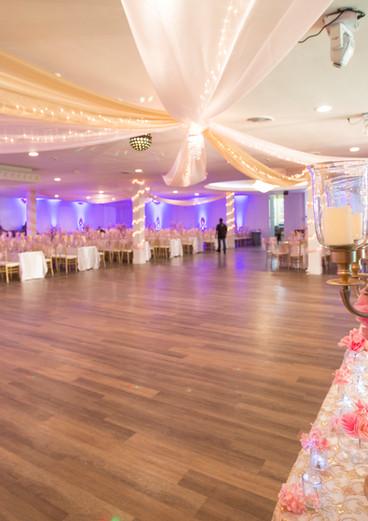 Enormous Dance Floor