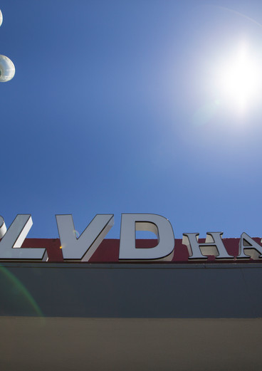 BLVD | Boulevard Hall and Our Lightpost