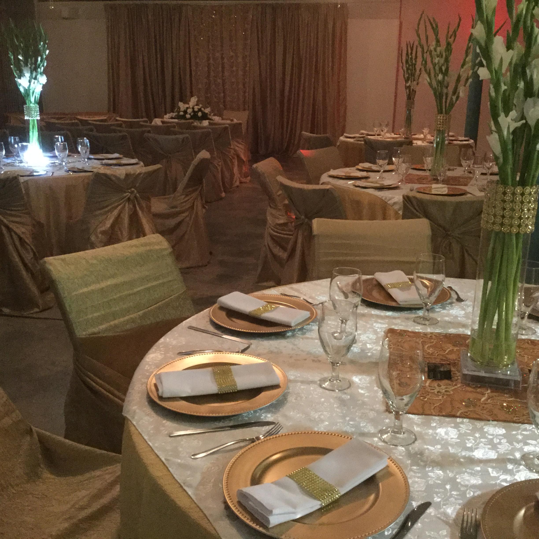 Wedding Table Setting Rentals