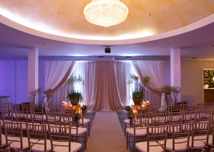 Stylish Wedding Ceremony