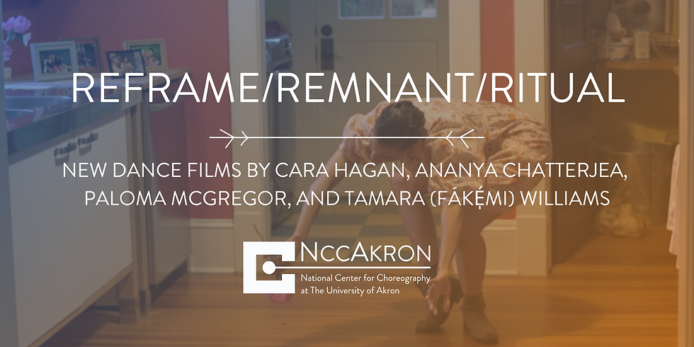 REFRAME / REMNANT / RITUAL: Film Premiere