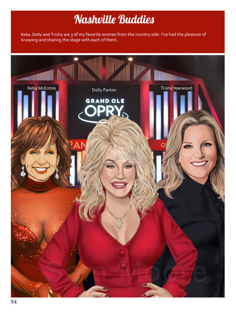 Page 94_Reba McEntire, Dolly Parton & Trisha Yearwood
