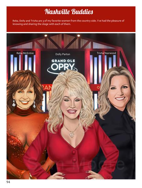 Page 94_Reba McEntire, Dolly Parton & Trisha Yearwood