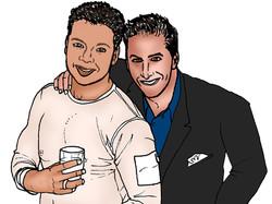 Rich Santelises & Sam Gershenbaum