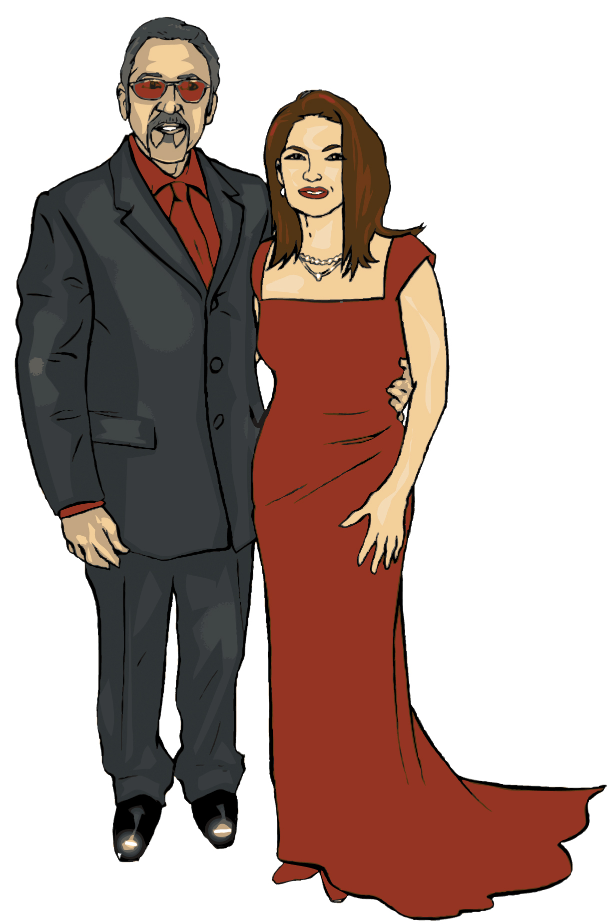 Emilio & Gloria Estefan