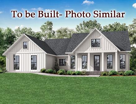 Promo 1706 White Farm Elevation    Side-
