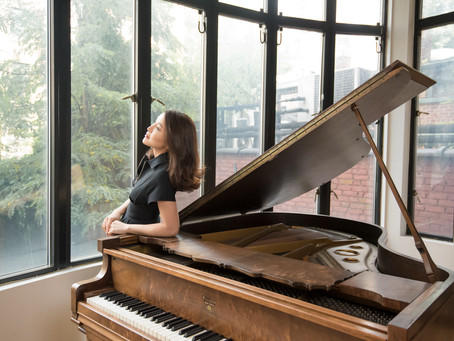 "Pianist Chen Jie to perform ""Cycle"""