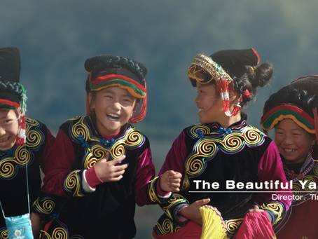 """Tian Wen shows Ya'an earthquake recovery in award-winning film: """"There is no boundary in beauty."""""""