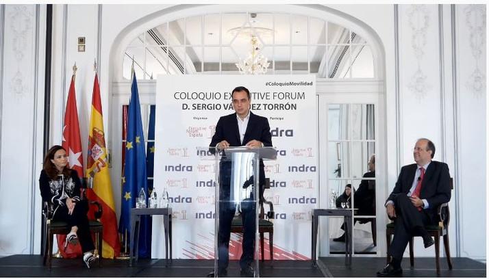 Vázquez Torrón presenta los principios de la nueva política de infraestructuras del MITMA