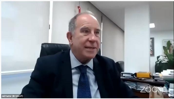 """El Servicio de Salud de Islas Baleares señala que """"hemos aprendido a tratar"""" el Covid19"""