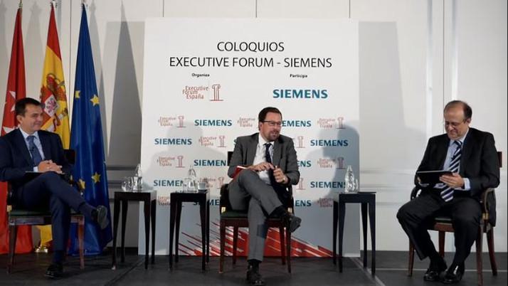 """Raül Blanco destaca que """"la política industrial está en el centro del Plan de Recuperación"""""""