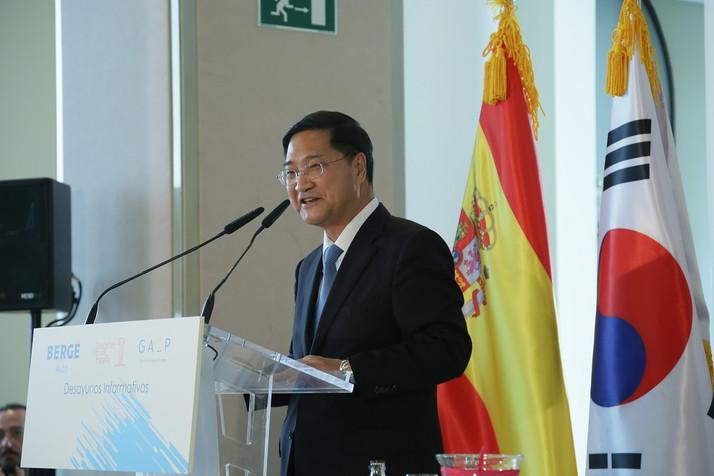 """Embajador de Corea del Sur: """"de las cenizas de la guerra a la primera línea de la escena global"""