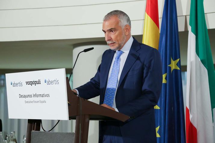 """Embajador de Italia: """"Una integración europea más fuerte e intensa es la única respuesta"""""""
