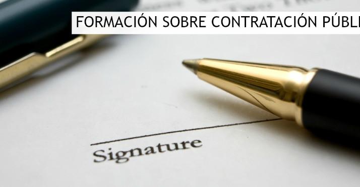 Formación sobre Contratación Pública (incompany)