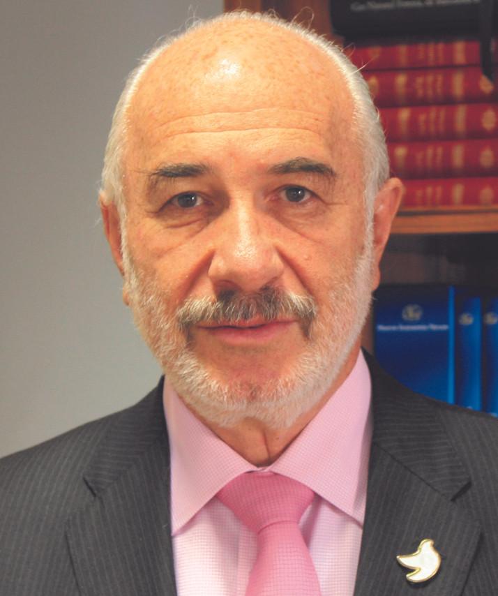 Desayuno Informativo EXECUTIVE FORUM con el Embajador de Colombia, Don Alberto Furmanski