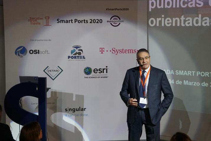 El sector portuario español se da cita Smart Ports 2020