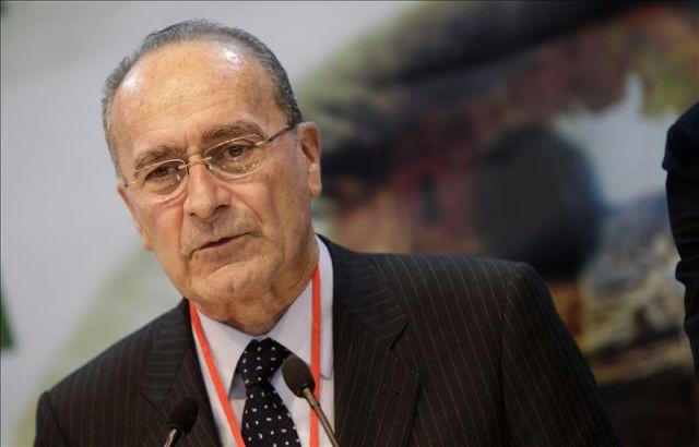 El alcalde Málaga, en los desayunos de Executive Forum