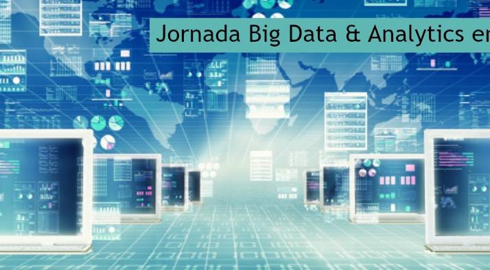 JORNADA BIG DATA & ANALYTICS EN SANIDAD (3/3/2016)