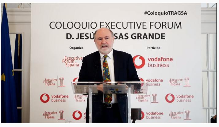 """El presidente de Tragsa asegura que """"hemos vuelto a nuestro núcleo duro, que es el servicio público"""""""
