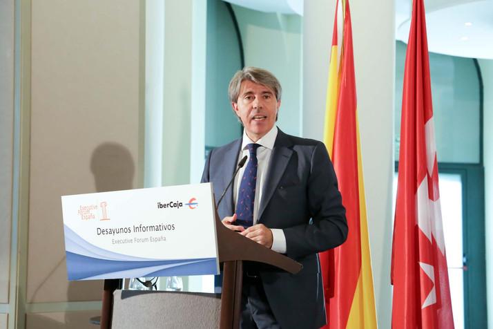 El portavoz de Gobierno de la Comunidad de Madrid defiende el acuerdo como estilo de la nueva políti