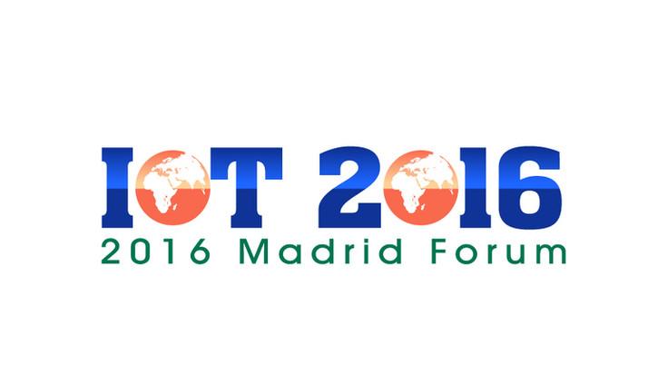 Internet of Things llega a España en junio con IOT 2016 MADRID FORUM