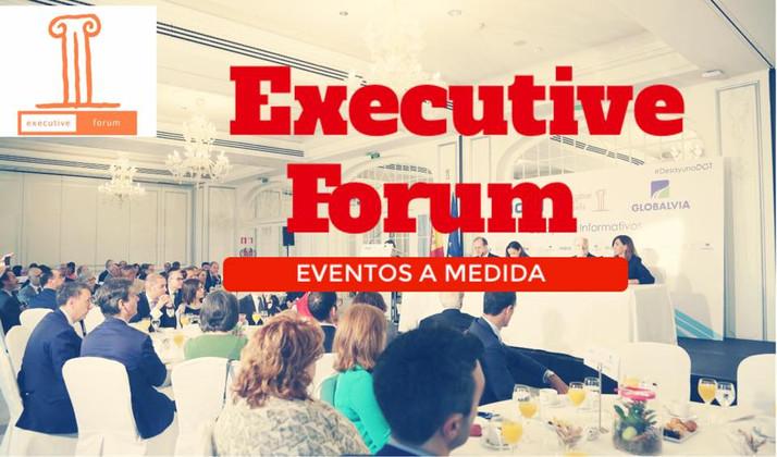 Eventos a Medida con Executive Forum