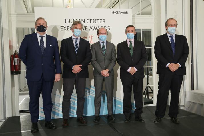 KIA, Abbott y Ferrovial Servicios galardonados en la I edición de Human Center Executive Awards