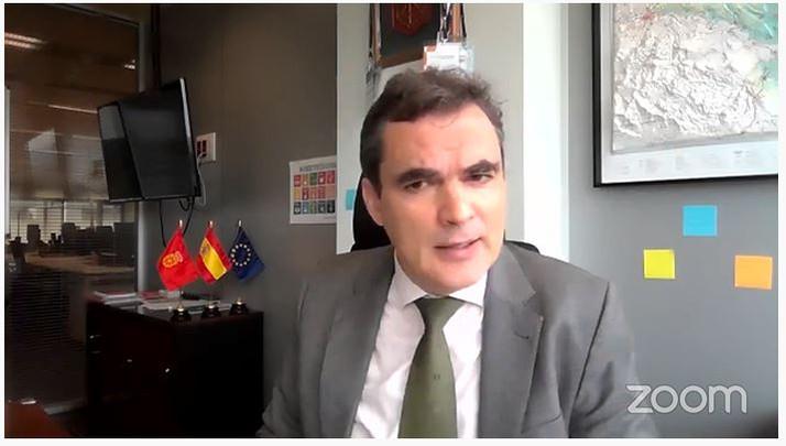 Navarra señala la importancia de los fondos europeos y la digitalización para la reactivación