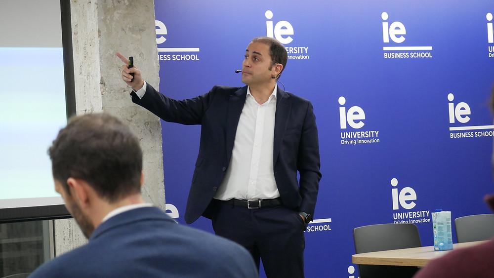 Juan Pablo Gallardo, Head of Sales Enterprise en Samsung