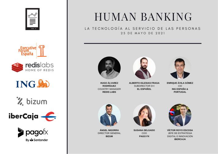 El futuro de la banca: tecnología sin olvidar a las personas