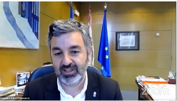 Asturias defiende que las políticas de movilidad son absolutamente prioritarias para la región