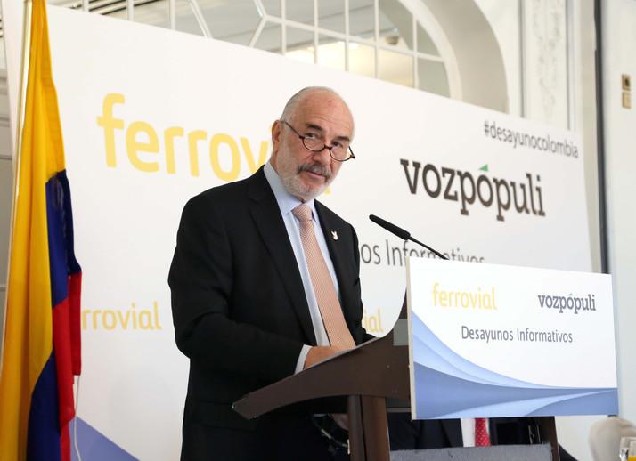 """Embajador de Colombia: """"Mi país es uno de los puntos brillantes en la economía latinoamericana"""""""
