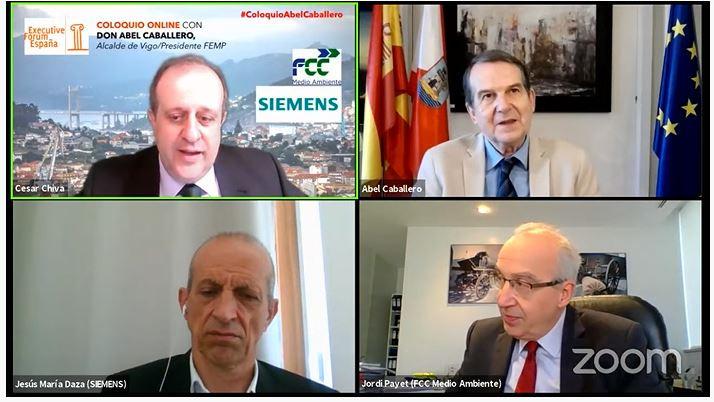 "Abel Caballero sobre los fondos europeos: ""no son solo gasto, son transformación de futuro"""