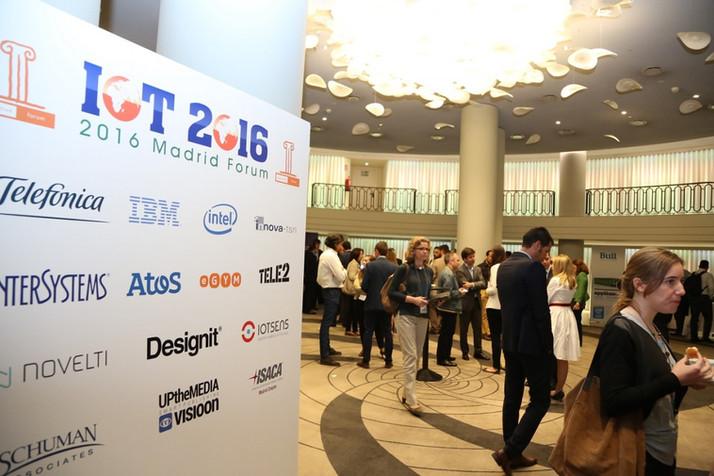 Madrid se consolida como punto de encuentro del Internet de las Cosas gracias al éxito del IoT 2016