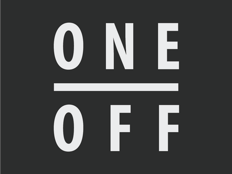 THE ONE-OFF