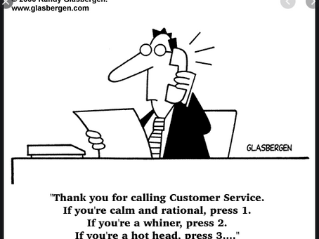 "Customer Service Tips: A Chance to Say ""Hi,"" the Rest is Gravy"