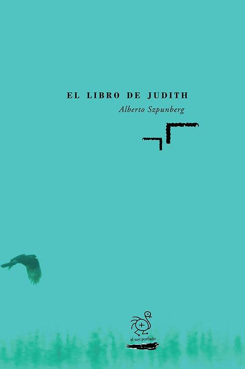 El libro de Judith, Alberto Szpunberg