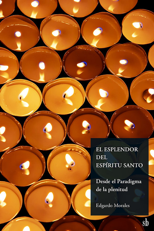 El esplendor del espíritu santo, Edgardo Morales