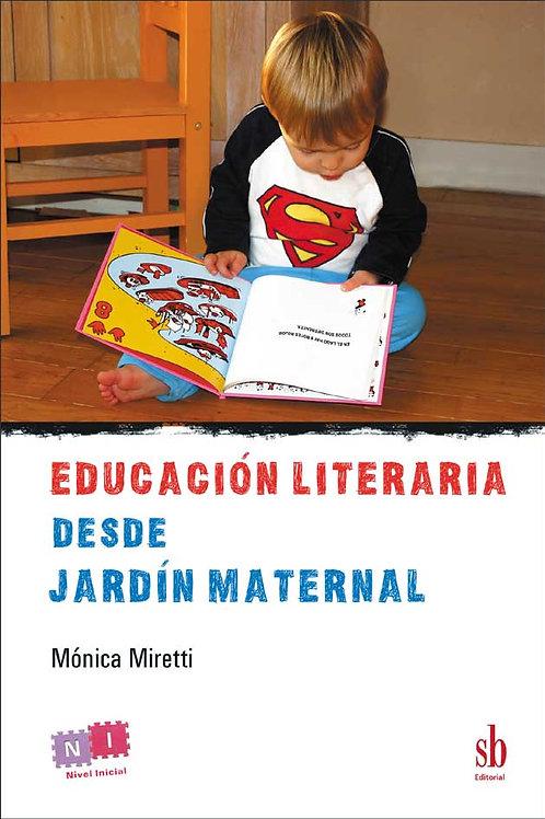 Educacion literaria desde el jardin maternal