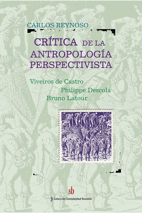 Crítica de la antropología perspectivista, Reynoso