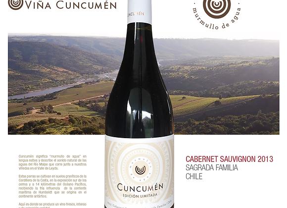 Cabernet Sauvignon 2013 - Viña Cuncumén
