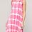 Thumbnail: Tie Dye Shift Dress - Pink